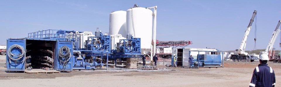 Oil Field Equipment