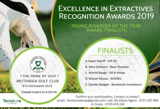 Excellence in Extractives