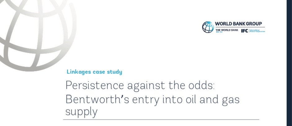 World Bank Linkages Case Study Persistence against the odds