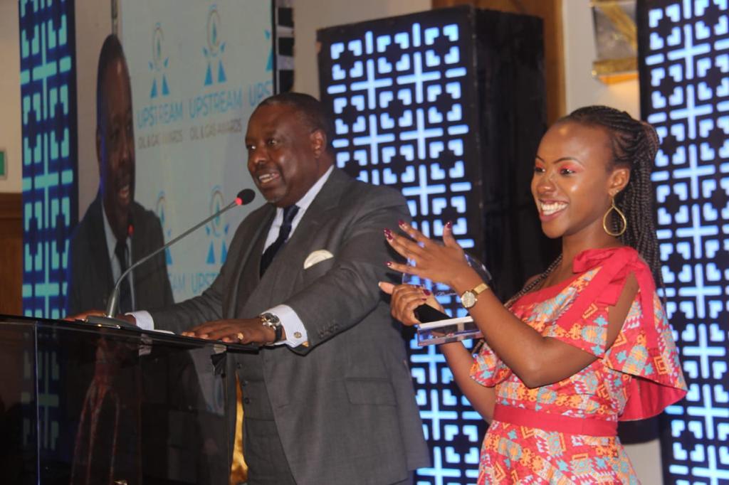 Carey Ngini and Lynette Nyagah Bentworth