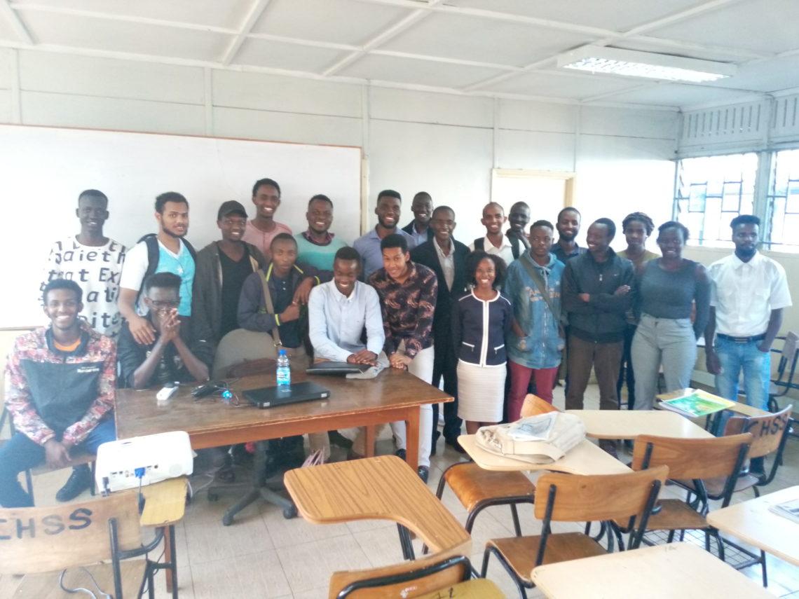 Bentworth at University of Nairobi